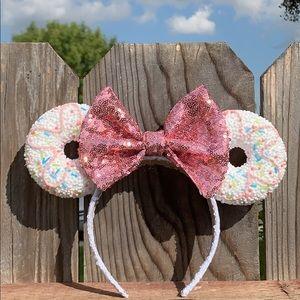 Donut Minnie Ears, Donut Ears, Minnie Mouse Ears